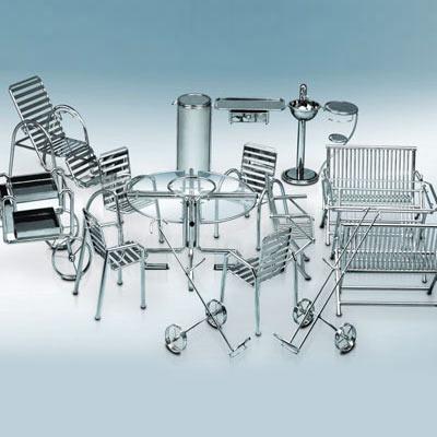 Furnitures on Steel Furniture